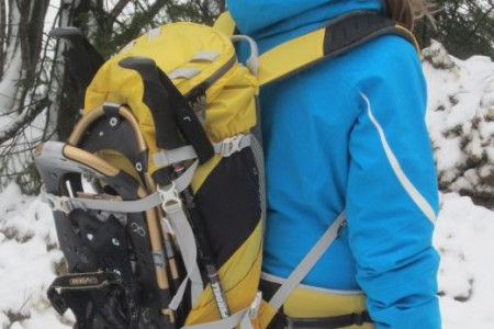 Tatonka Airy – Leichter Rucksack für Wintertouren