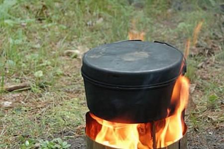 Littlbug Junior Stove – Der leichte Holzofen für unterwegs
