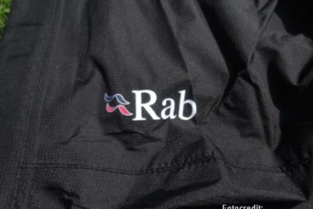 Rab Kinetic Pants – Ultraleichte Regenhose mit Pertex® Shield + Fabric