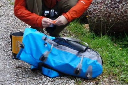 Outdoor Research Drycomp Ridge Sack – Wasserdichter Rucksack für Grammjäger im Review