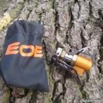EOE Lithium – Der wohl leichteste Kocher im Test