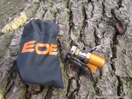 EOE Lithium - Der leichteste Gaskocher der Welt