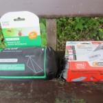 Der leichte Mückenschutz für das Tarp
